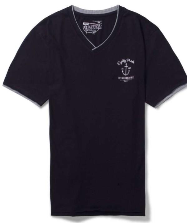 Eighty Pride V-Neck Mens T-Shirt