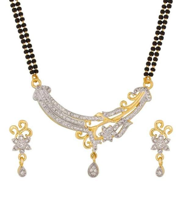 Designer Bridal Mangal Sutra