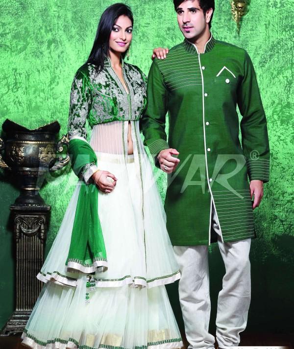Opulence Indo Western Design