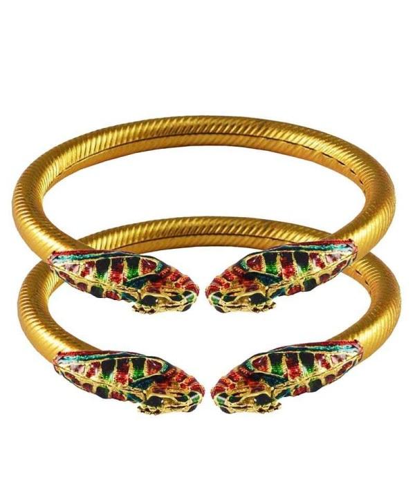 Brass Wedding Bangle In Golden