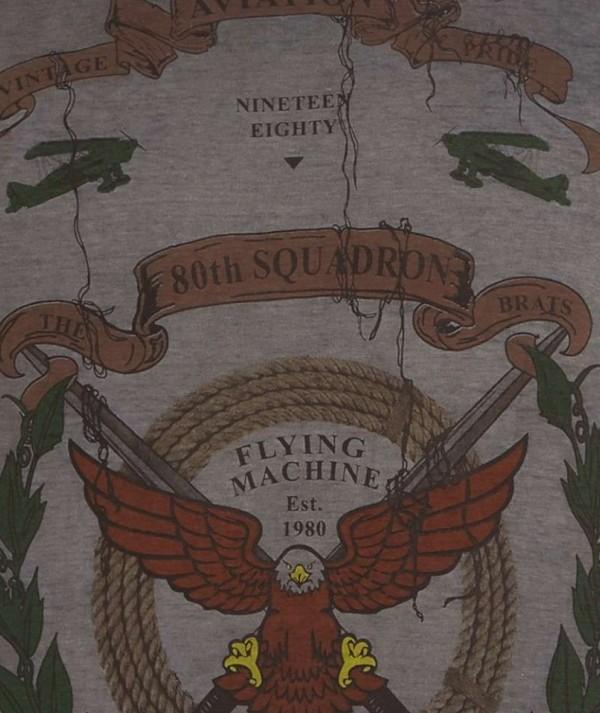 Squadron Half Sleeve Men's Tee
