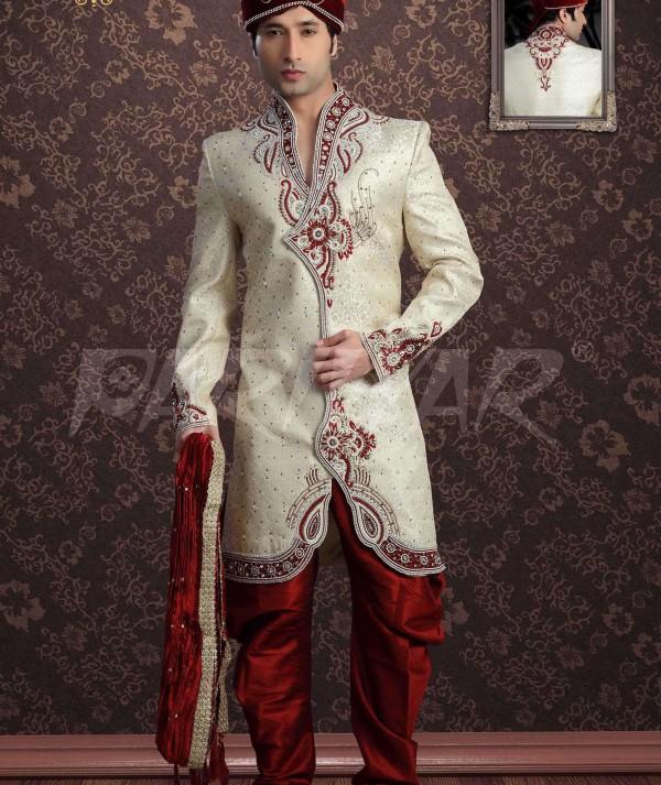 Luxurious Wedding Sherwani