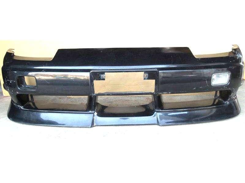 FRP Kouki style front Bumper/Lip 200sx 240sx 180sx S13 SR20DETFR