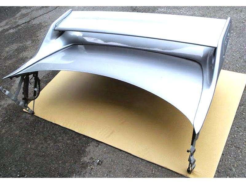 JDM OEM Nissan Skyline R33 GTR rear wing spoiler BCNR33 ECR33 GT