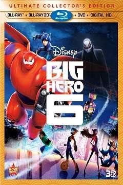 6 Süper Kahraman - 2014 3D BluRay 1080p Half-SBS DuaL MKV indir