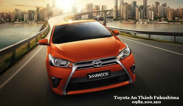 Toyota Yaris 2016 Noi bac khac la voi hinh anh moi