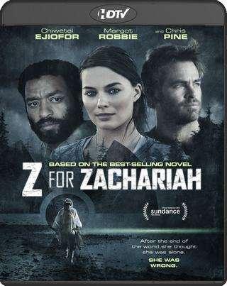 z for zachariah ann burden essays
