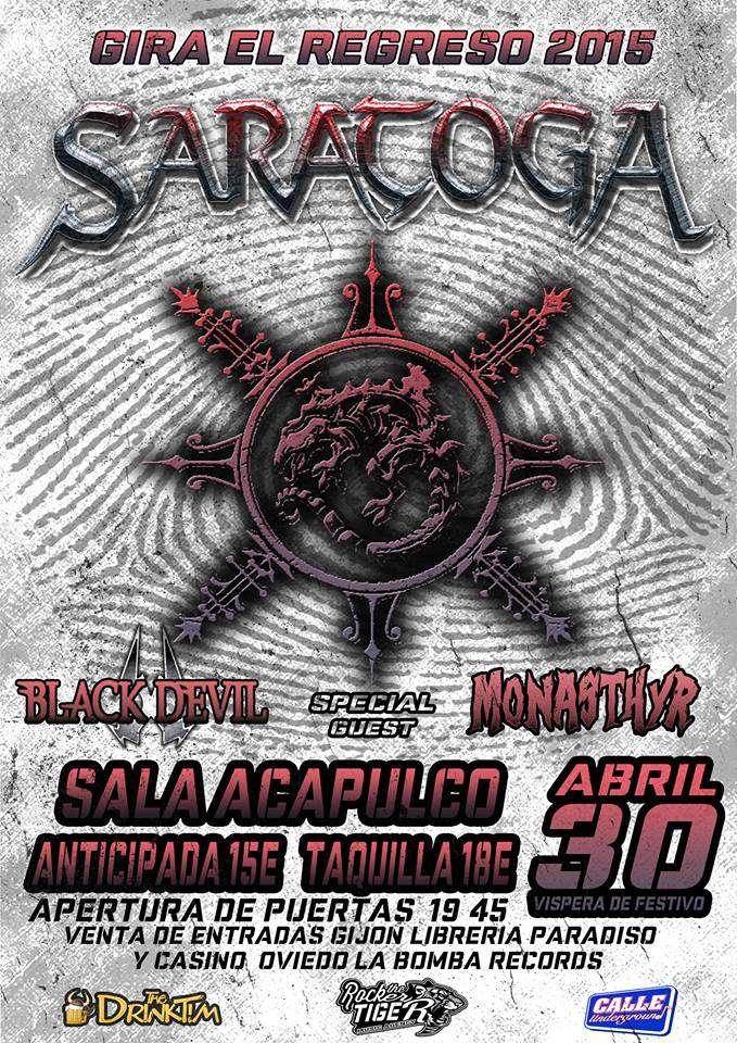 Saratoga Gijón