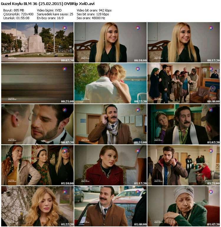 Güzel Köylü 36.Bölüm (25.02.2015) DVBRip XviD