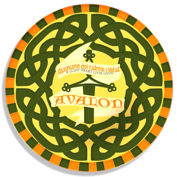 Avalon crest