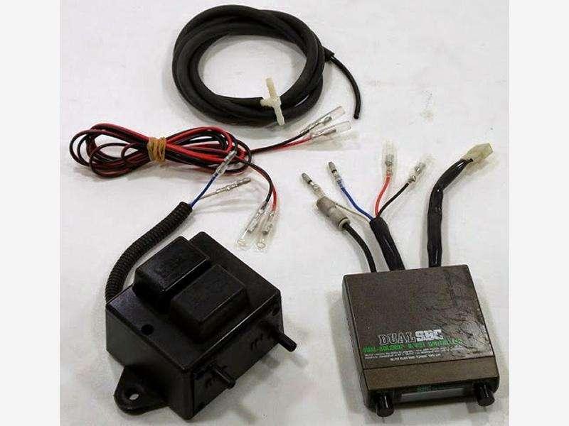 BLITZ DSBC TYPE R boost controller RX7 Starlet Ep82 EP91 ST205