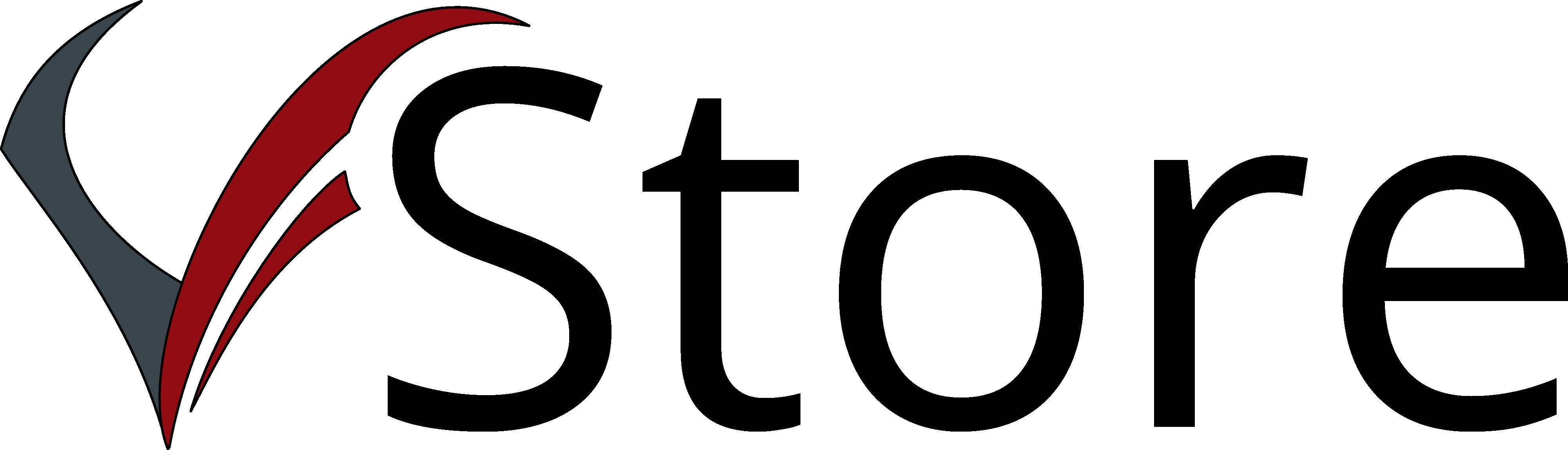 VStore logo