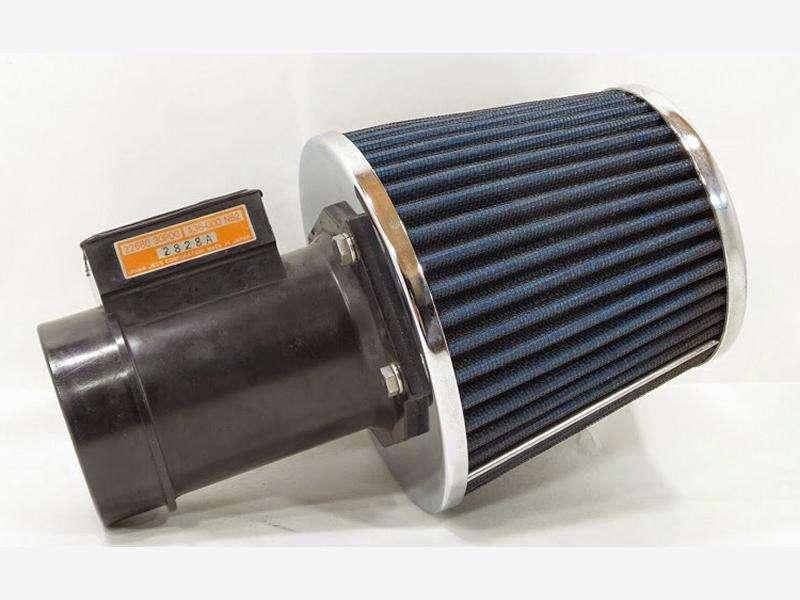 NISSAN 300ZX VG30DETT Z32 AFM Air flow meter+HPi Filter+Pipe S14