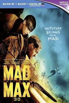 Çılgın Max: Öfkeli Yollar - 2015 3D BluRay m1080p H-SBS Türkçe Dublaj MKV indir