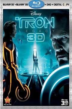 Tron Efsanesi - 2010 3D BluRay m1080p H-SBS Türkçe Dublaj MKV indir