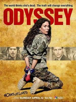 American Odyssey - Todas as Temporadas - HD 720p