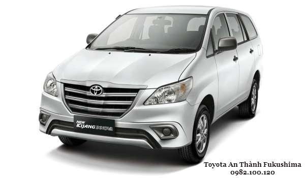 Toyota Innova 2016 - Sự lựa chọn hấp dẫn trong phân khúc