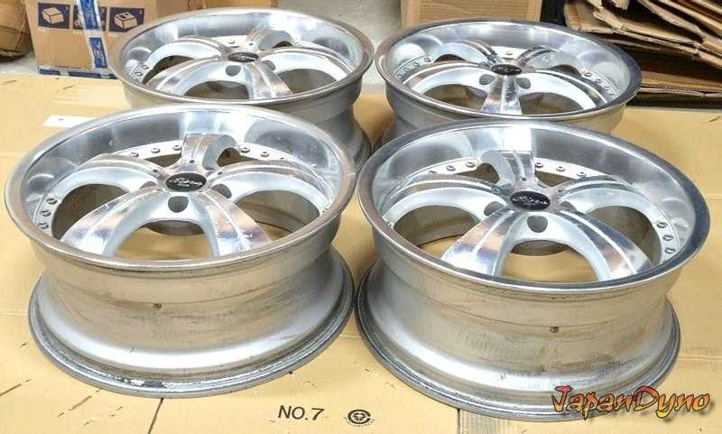 RAYS Klavier 18x7.5J 5x114 Wheels alloy rims RX8 R33 S14 S13 R34