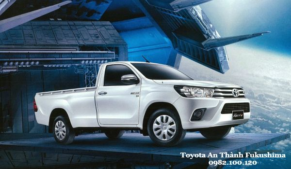 Toyota hilux 2016 Buoc ngoat trong tuong lai