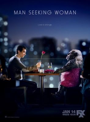 Man Seeking Woman - Todas as Temporadas - HD 720p