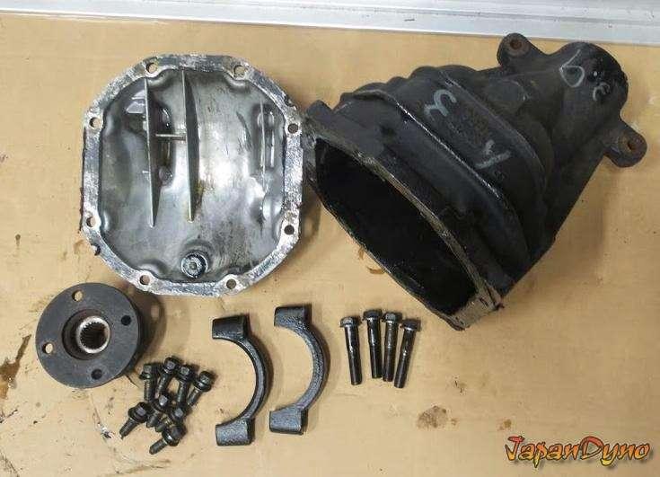 JDM OEM Nissan R200 180sx LSD diff case pumpkin R32 S13 S14 R33
