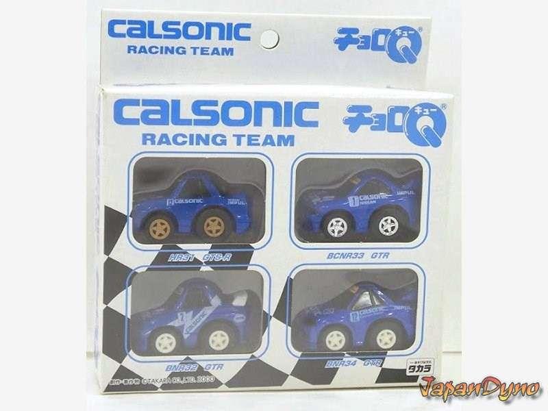 Chrono-Q Calsonic Skyline Edition R31 R32 R33 R34 GTR