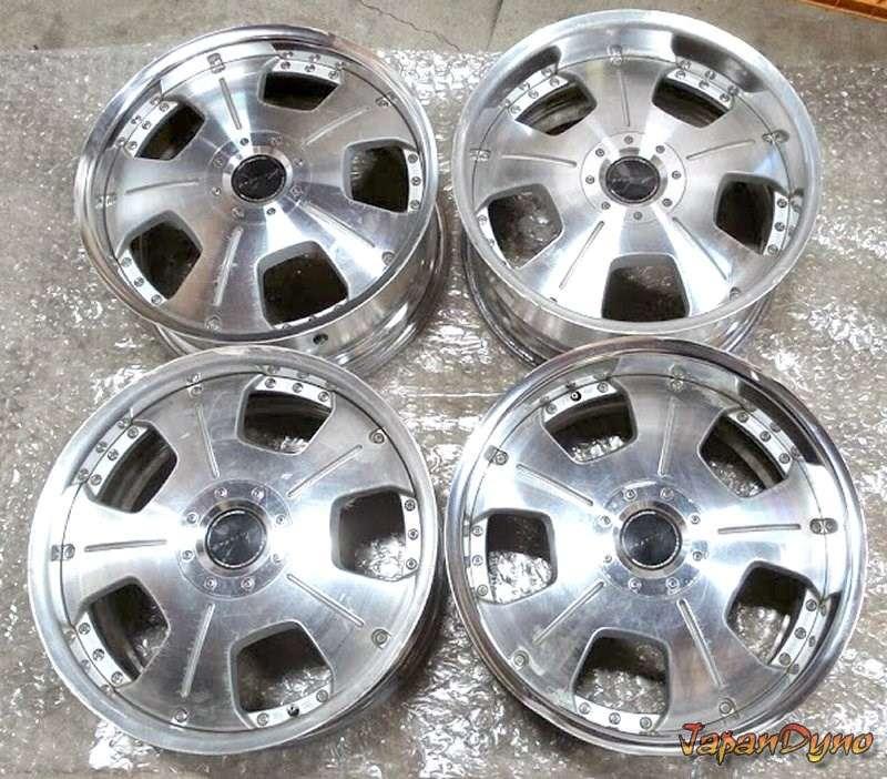AMISTAD Grace 19 9J 10J 5x114 alloy wheels rims LS400 IS200