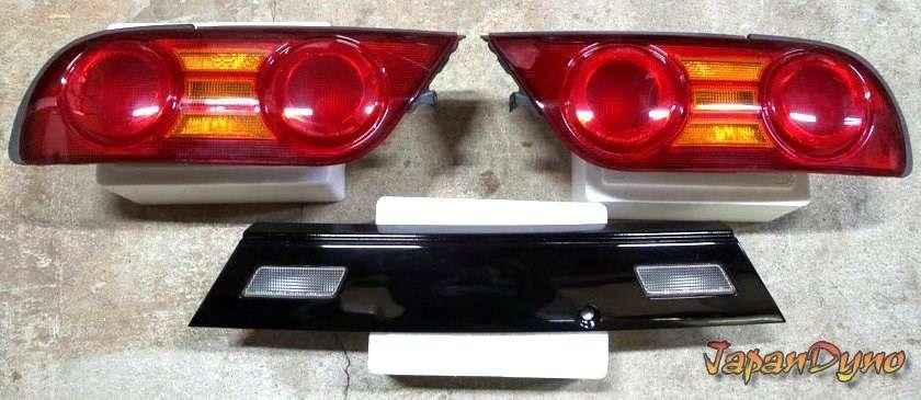 Nissan Tail lights+ Garnish Silvia 180sx S13 kouki 240sx 200sx