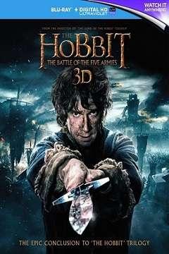 Hobbit: Beş Ordunun Savaşı - 2014 3D BluRay 1080p Half-SBS DuaL MKV indir