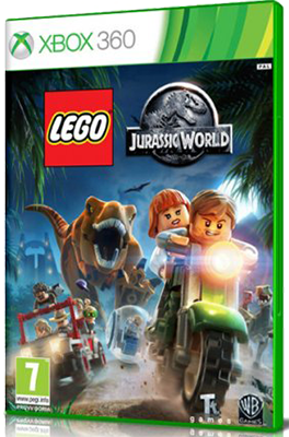 [XBOX360] LEGO Jurassic World (2015) - FULL ITA