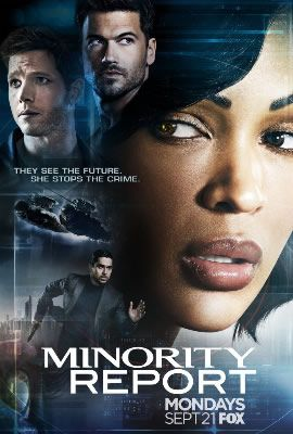 Minority Report � Todas as Temporadas � Dublado / Legendado