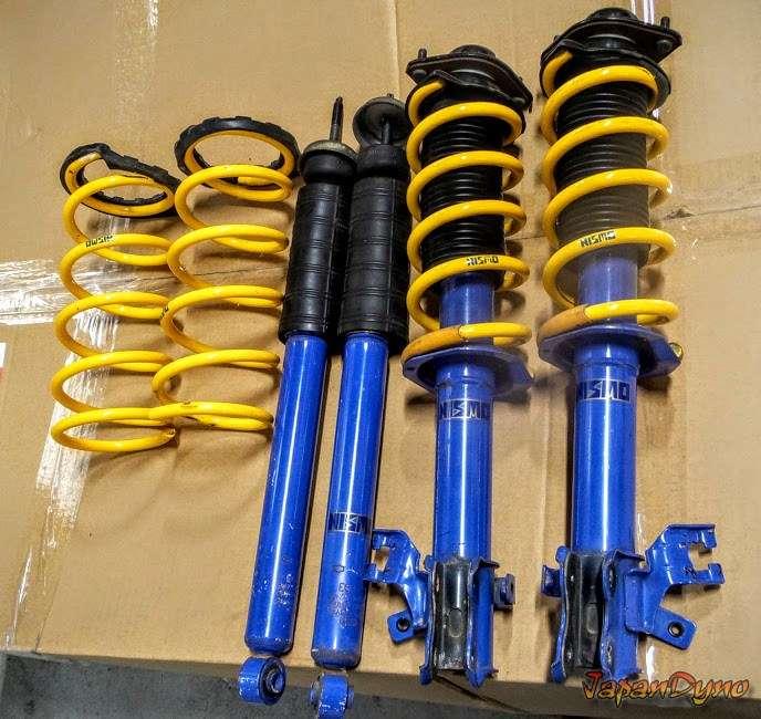 NISMO K11 Micra/march coilovers S-tune cube Z10