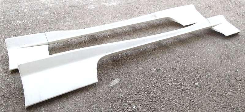 JDM OEM Nissan Silvia 180sx S13 kouki side skirts Type X 200sx