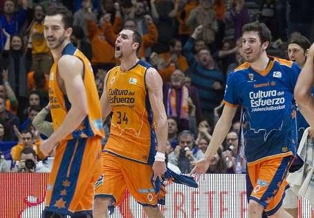 Spain - Il Valencia Basket travolge il Barça e l'Unicaja torna in testa