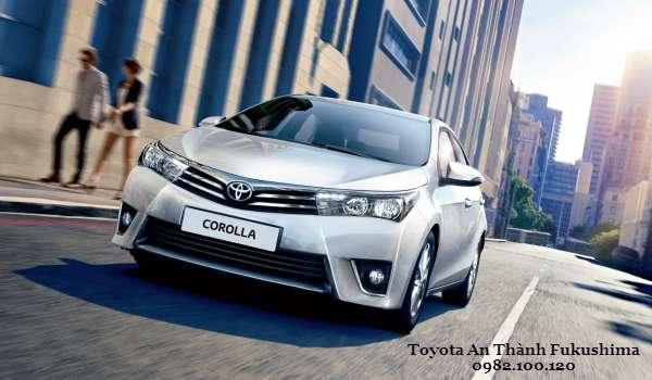 Toyota Altis 2016 - Đón nhận phong cách đậm nét thể thao