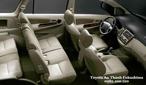 Toyota Innova 2016 Nhan manh vi the trong phan khuc