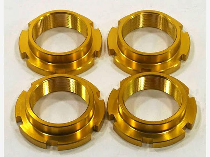 HKS Hipermax new replacement parts coilovers adjustment rings