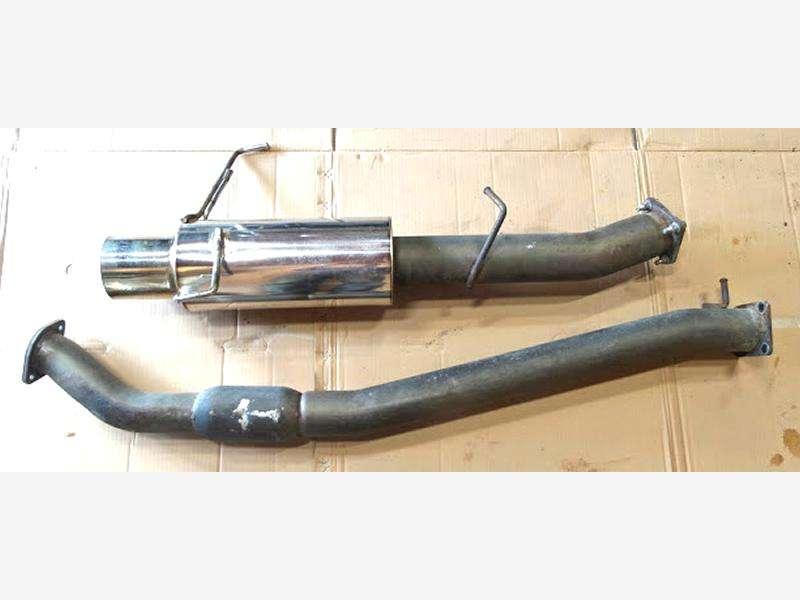 HKS HI-POWER 409 Exhaust catback Skyline ECR33 R33 GTST RB25det
