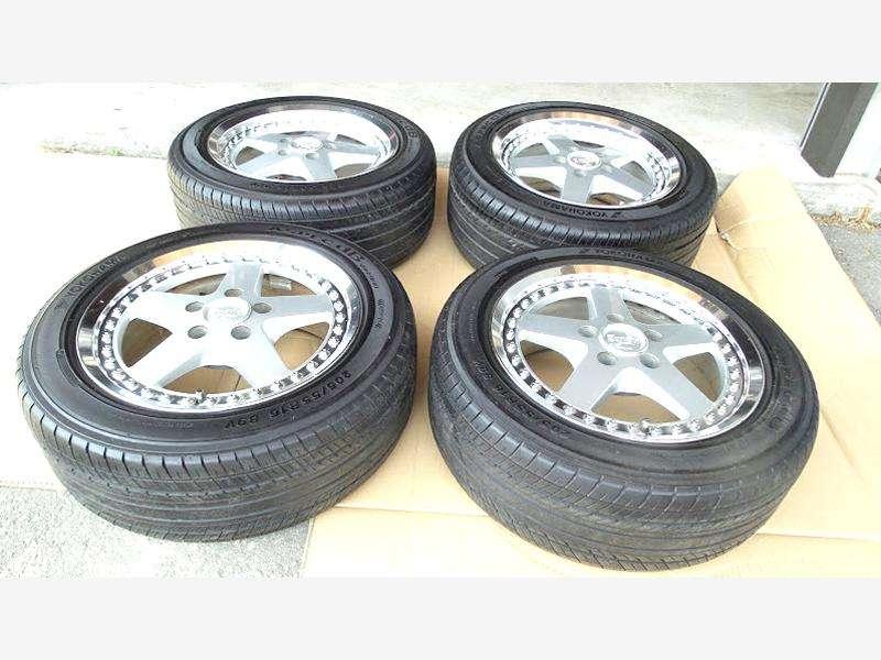 WORK EQUIP 16 7J 8J 5x114 Alloy rims wheels R33 R32 S14 MR2 RX7