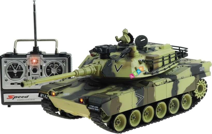 riesiger rc panzer mit schussfunktion ebay. Black Bedroom Furniture Sets. Home Design Ideas