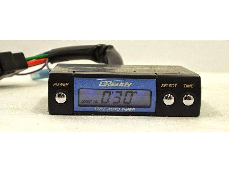 TRUST GReddy turbo timer R31 R32 R33 R34 S14 S15 C33 A31