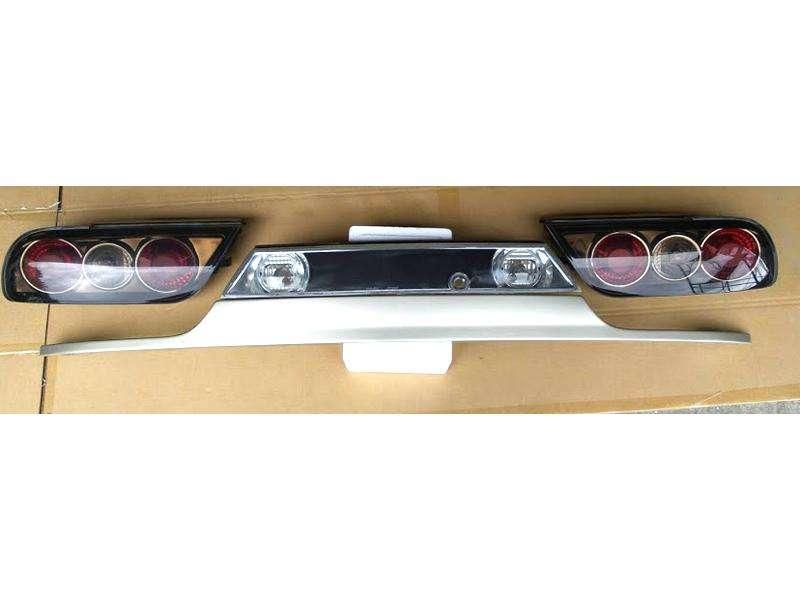 Tail lights +Garnish Silvia 180sx S13 kouki 200SX 240sx