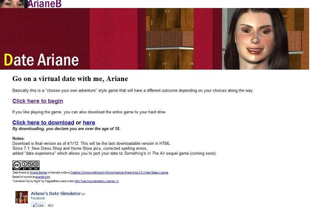 date ariane download para ios