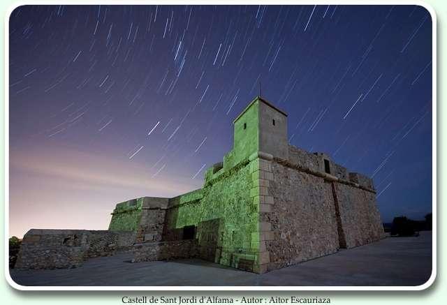 Castell de Sant Jordi de l'Alfama