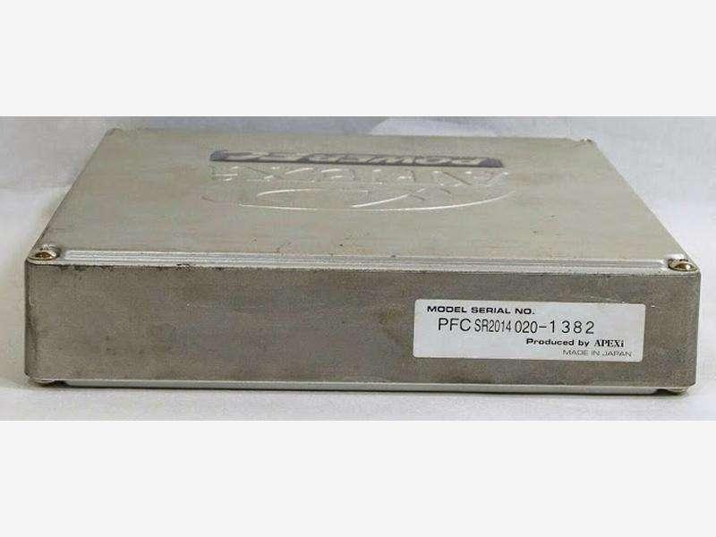 Apexi Power FC ECU 180sx 200sx RPS13 S13 PS13 SR20DET RED TOP