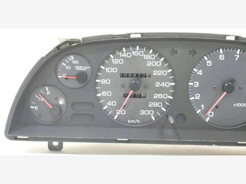 300kmh Speedo Gauge Cluster Nissan Skyline R32 GTR GTST RB20det
