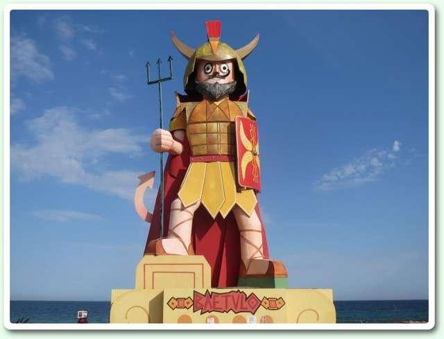 Dimoni romà