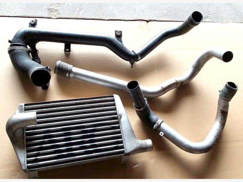 ARC FMIC intercooler side mount 180sx s13 PS13 SR20dert CA18det
