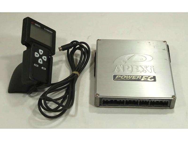 Apexi Power fc ECU+Commander Mazda RX7 FD3S 13B-REW 1991-1995