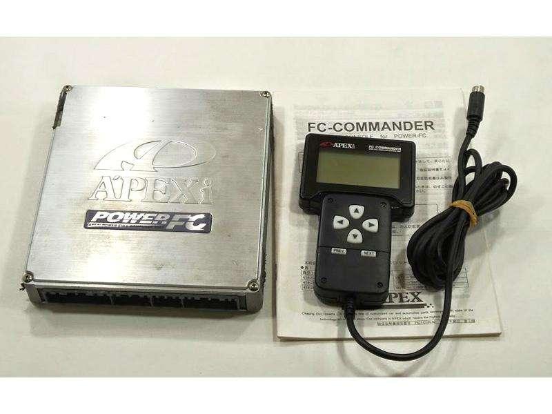Apexi Power fc ECU+Commander Mazda RX7 FD3S 13B-REW 91-95